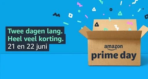Amazon Prime Day (21 & 22 juni 2021)