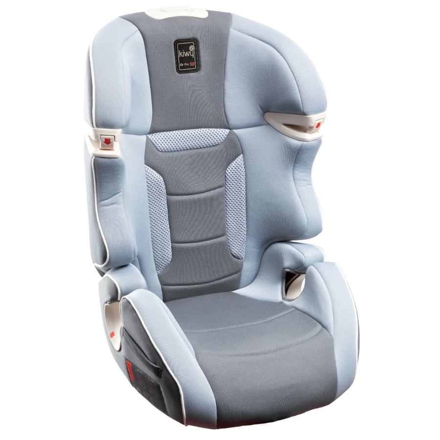 Kiwy Autostoel SLF23 Q-Fix Stone 1/2/3 (9-36kg) @ pinkorblue.nl