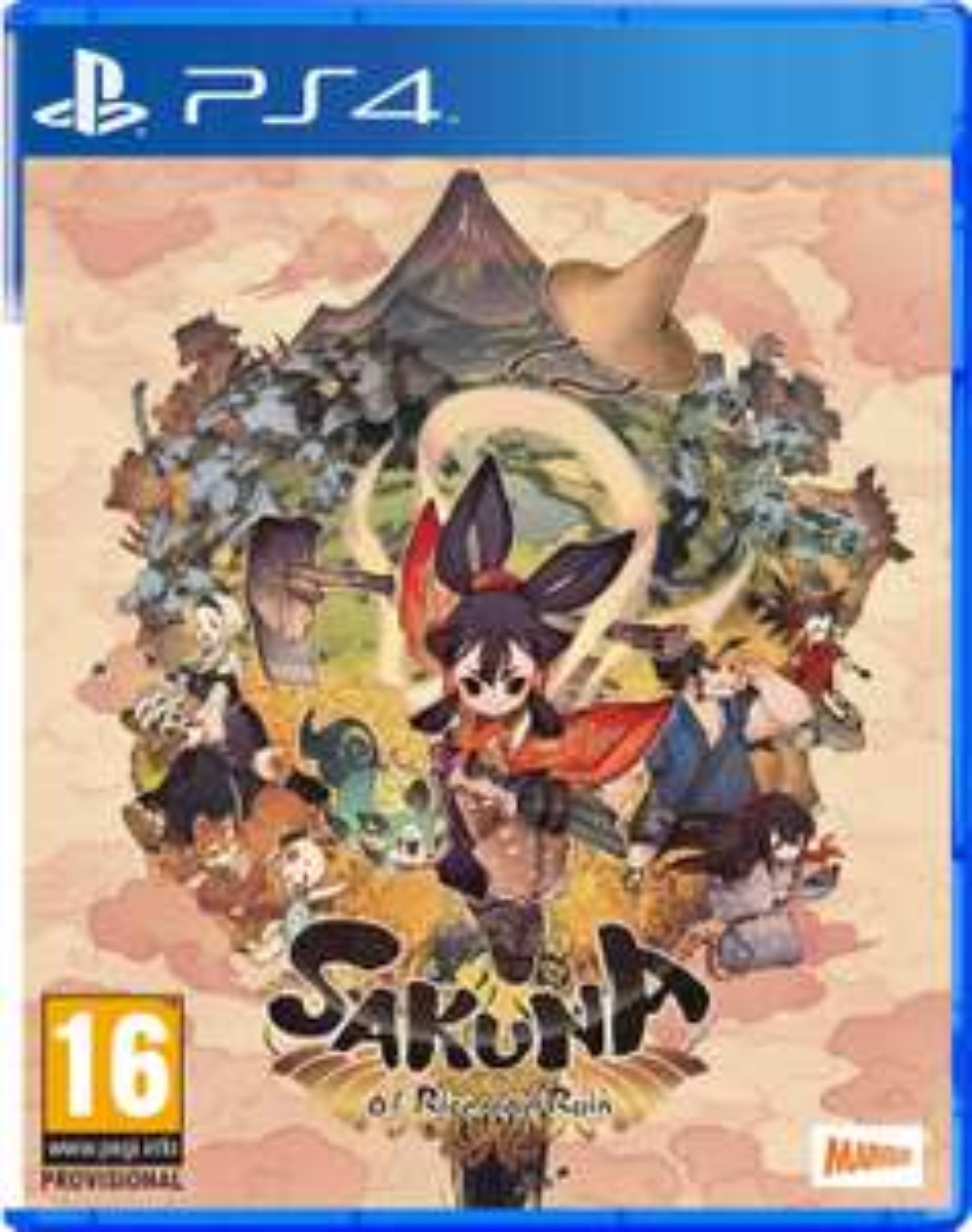 [PS4] Sakuna of Rice and Ruin @ Amazon NL