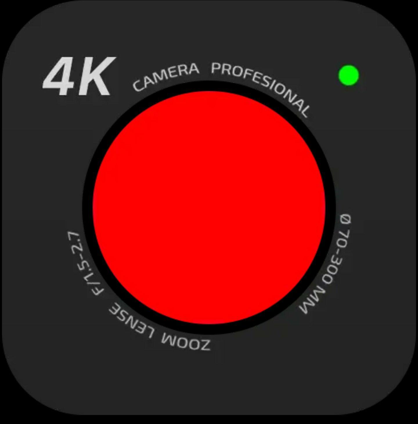 [Gratis] 4K Camera - Filmaker Pro