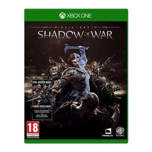 Middle Earth Shadow of War (Xbox One) @ Shop4NL