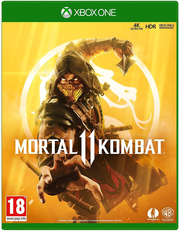 Mortal Kombat 11 (Xbox One) @Amazon UK