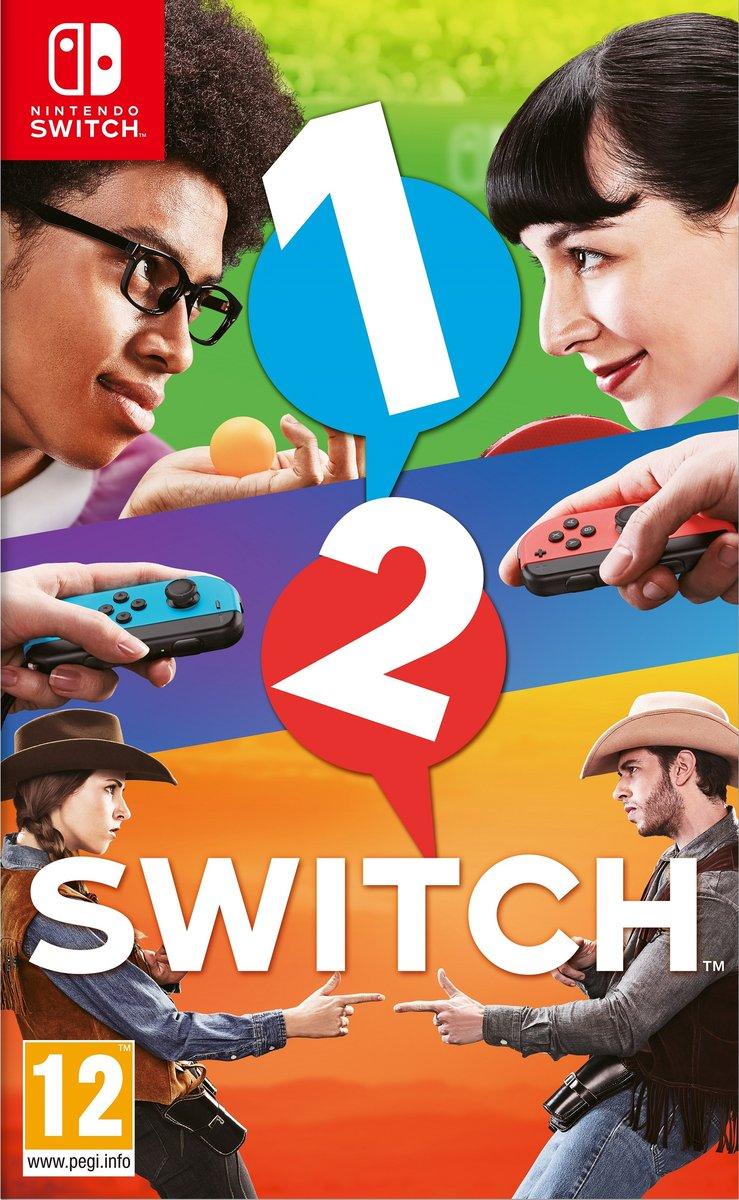 1-2 Switch (franse versie)