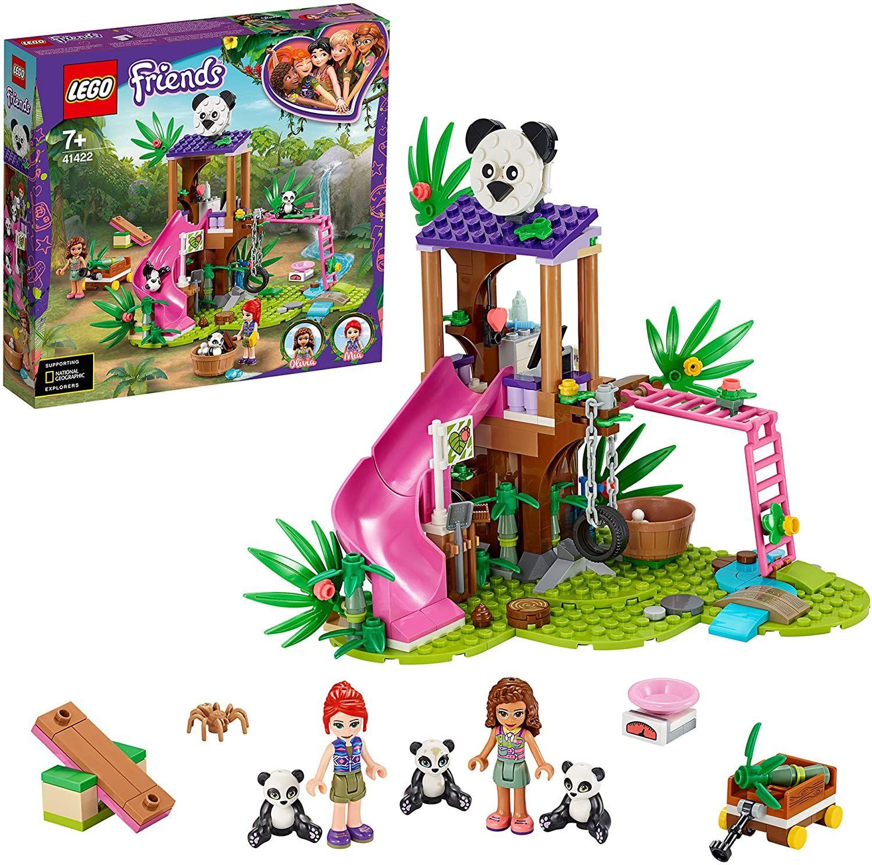 Lego friends panda amazon