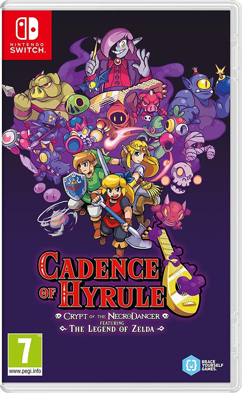 Cadence of Hyrule featuring the Legend of Zelda (Nintendo Switch) @Amazon UK