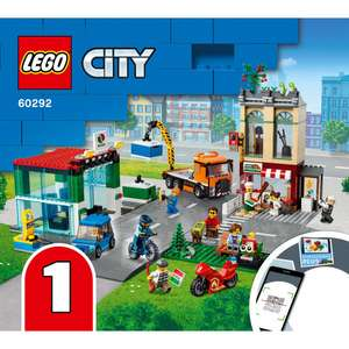 LEGO 60292 City Center - laagste prijs ooit