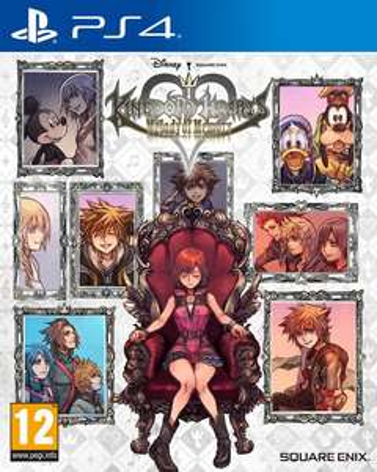 Kingdom Hearts: Melody of Memory PS4 in de outlet op Bol.com