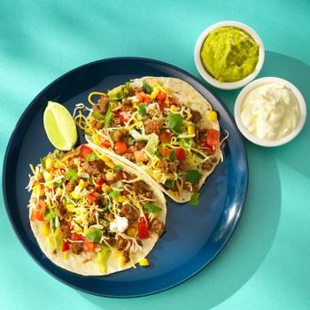 20% korting op street tacos bij Taco Mundo