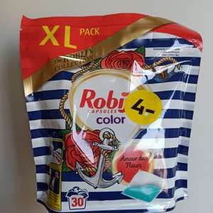 Robijn Color capsules XL pack (lokaal?)