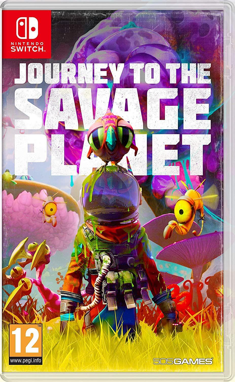 Journey to the Savage Planet (Nintendo Switch) @Amazon UK