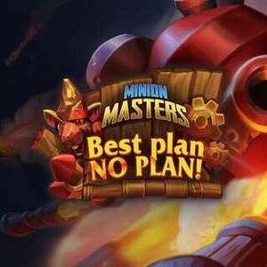 [gratis dlc] Minion Masters - Scrat Infestation En de base game is free to play!