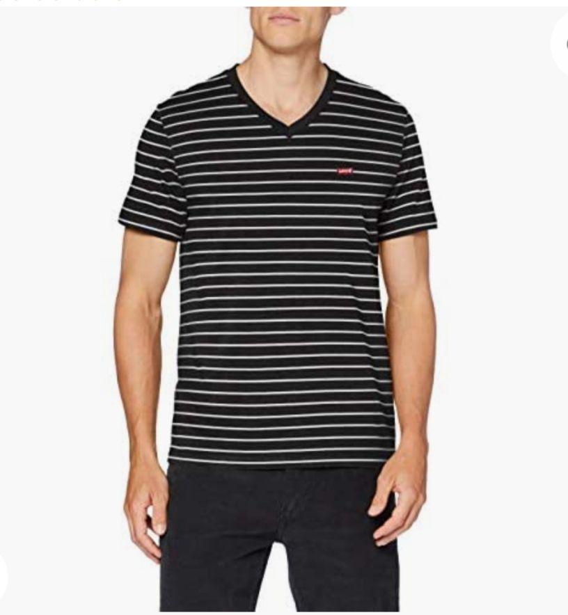 Levi's Tshirt v-hals (gratis verzending met Prime)