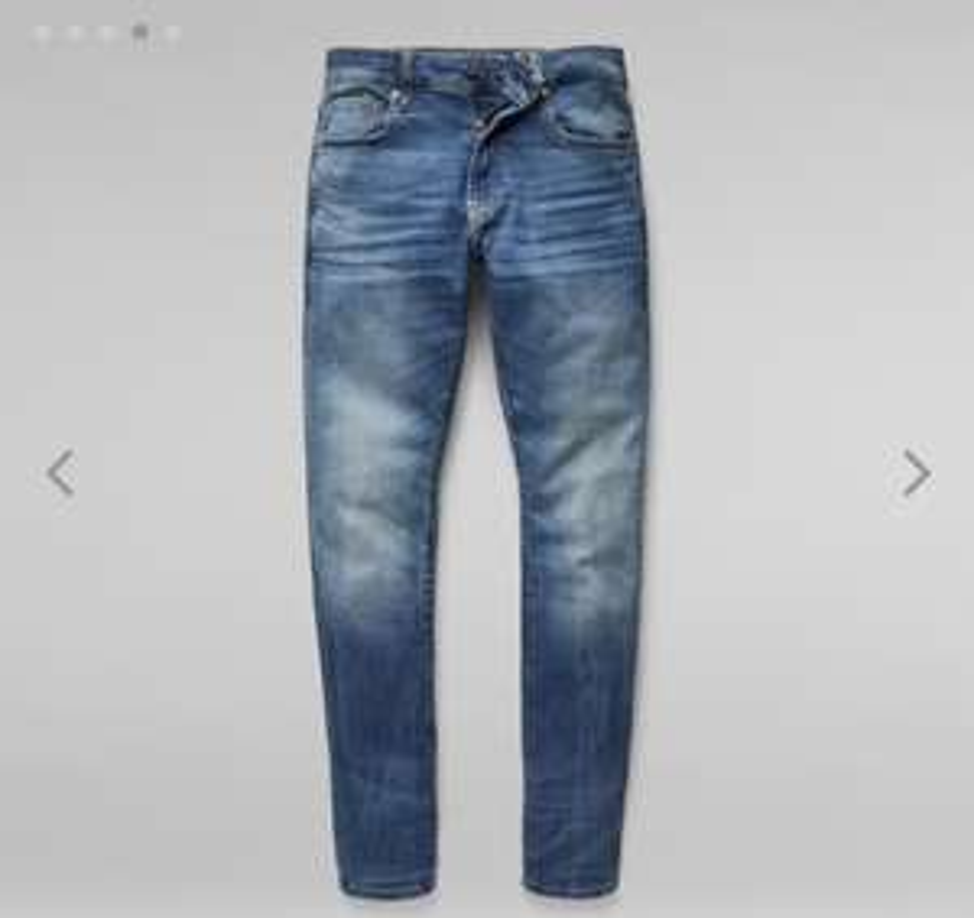 G-Star Raw Revend Skinny Jeans (medium indigo aged)