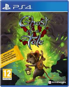 Ghost of a tale ps4 , psn