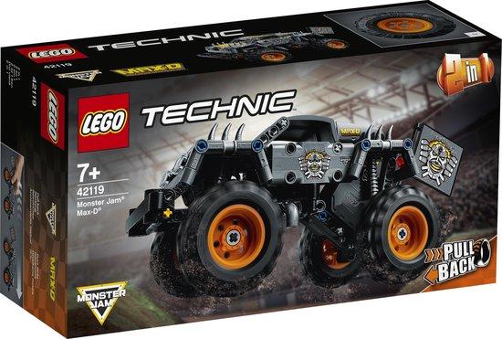 Lego Technic Monster Jam Max D