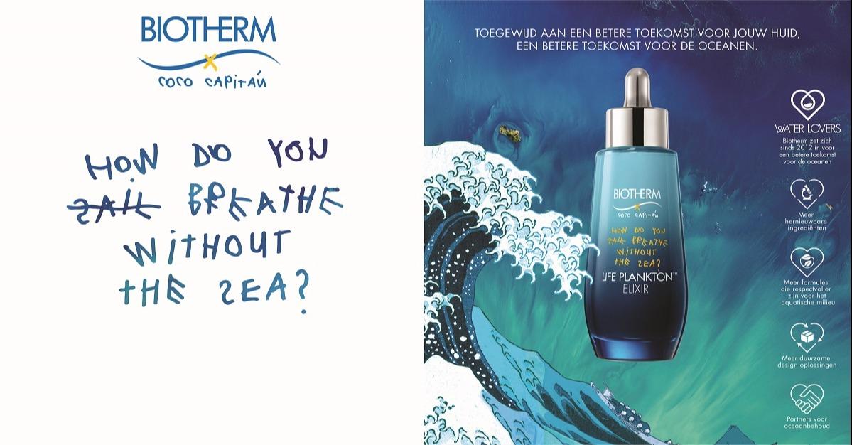 Gratis sample: Biotherm Life Plankton™ Elixir serum