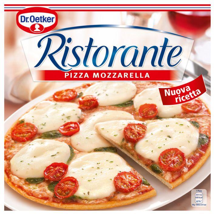 3 Dr. Oetker Ristorante pizza's voor €5