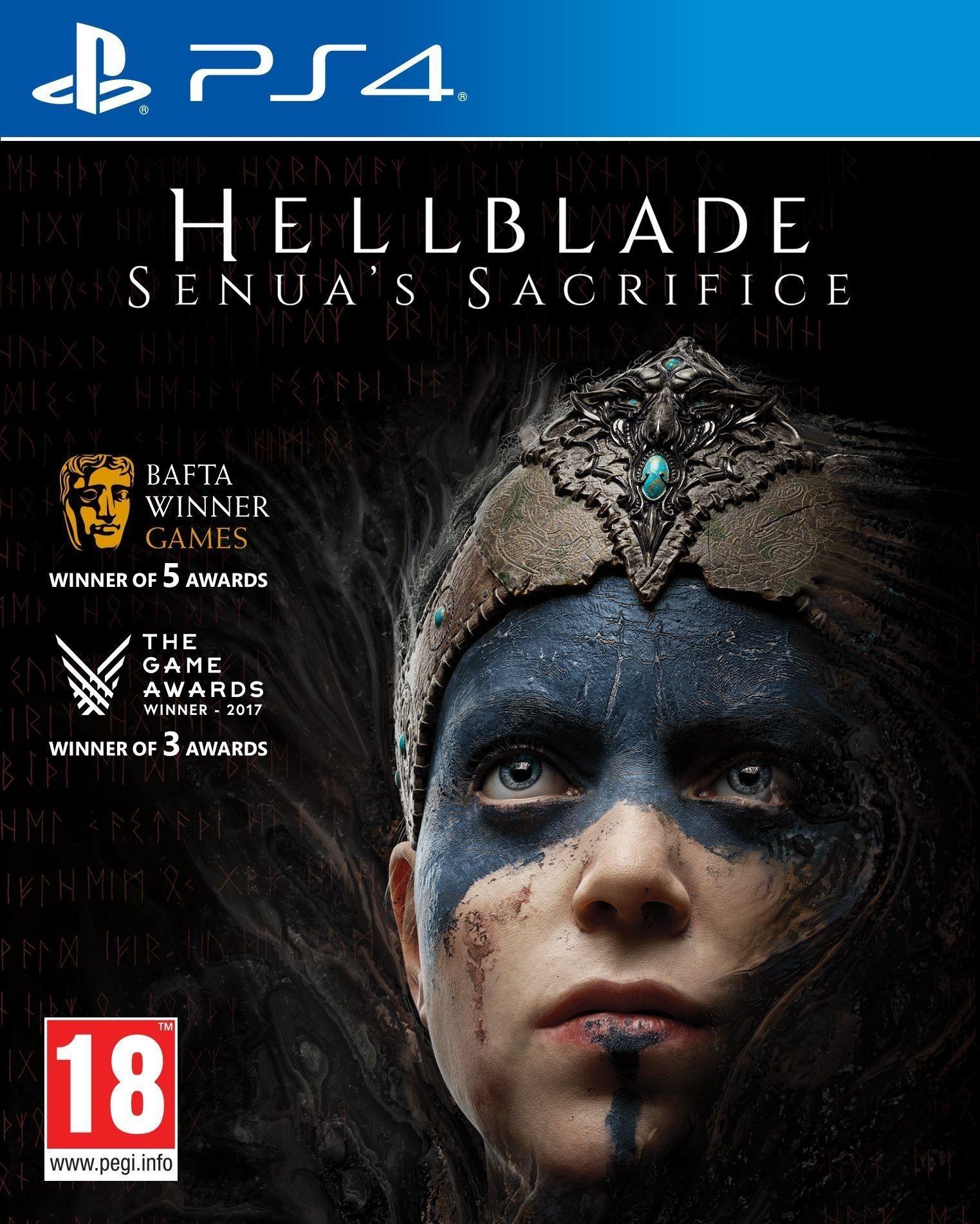 [PS4] Hellblade: Senua's Sacrifice @ Playstation Store