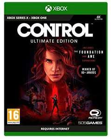 Control Ultimate Edition (Xbox)