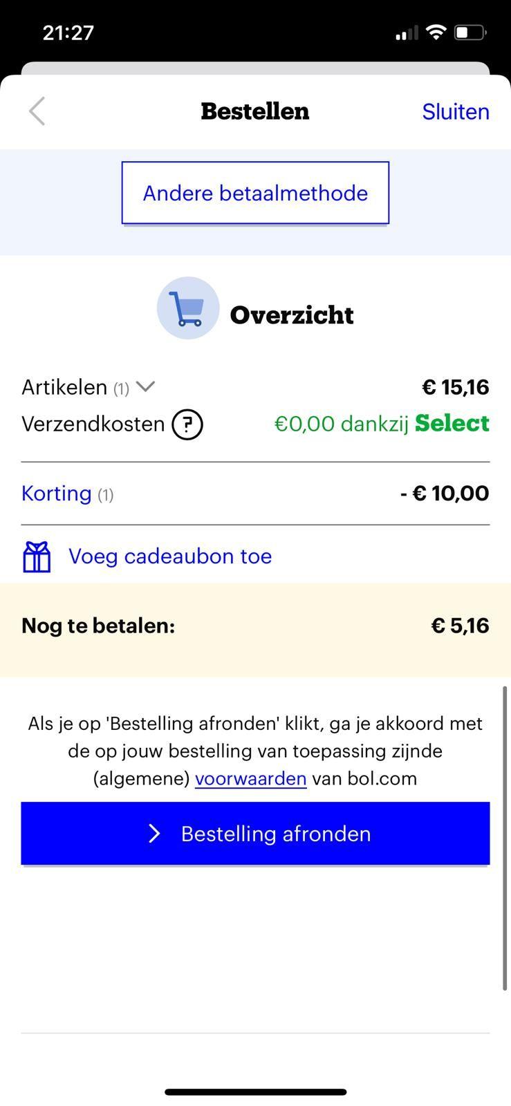 Robijn voordeelverpakkingen wasmiddel met €10 korting