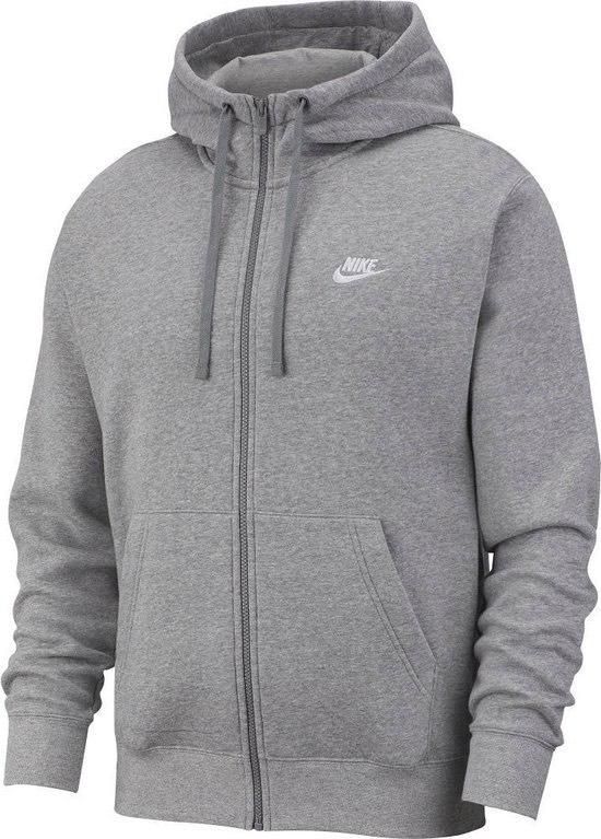 Nike Nsw Club Heren Hoodie Maat S t/m XXL @ Bol.com