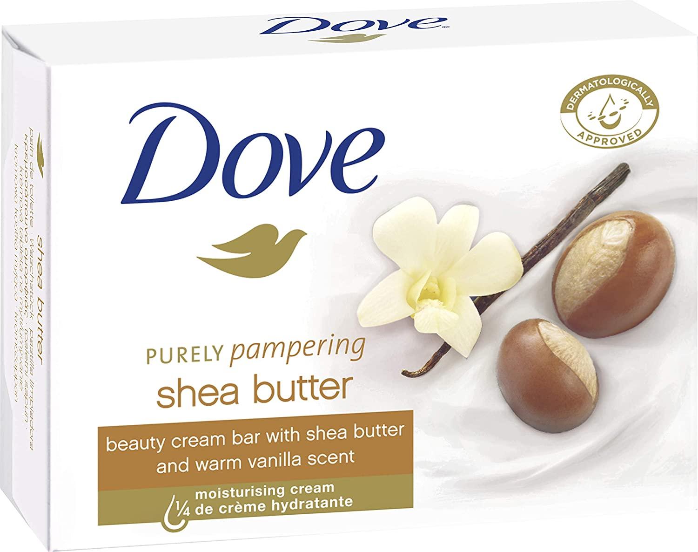 Dove Handcreme shea butter 100g zeep (voor bij je Amazon bestelling)