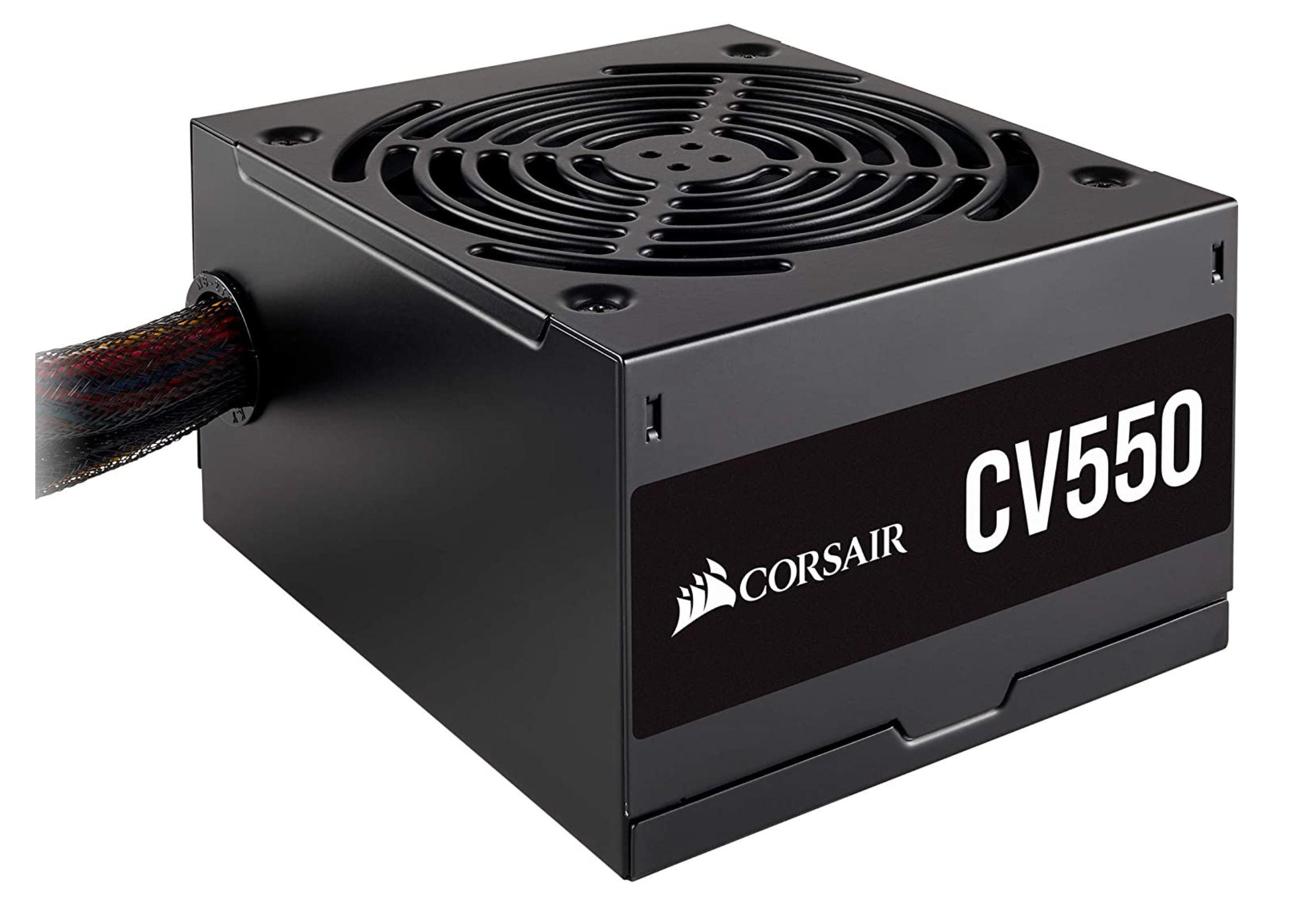 Corsair CV550 PC-voeding 550Watt