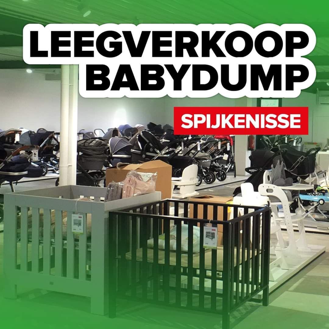 [LOKAAL] Leegverkoop Baby-Dump Spijkenisse ivm sluiting