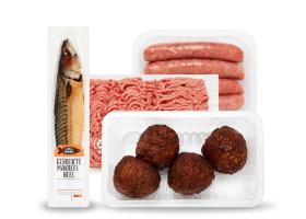 Gratis bezorging (€5 korting) bij aankoop van 2 vleesproducten voor €5,50 @ Coop (week 23)