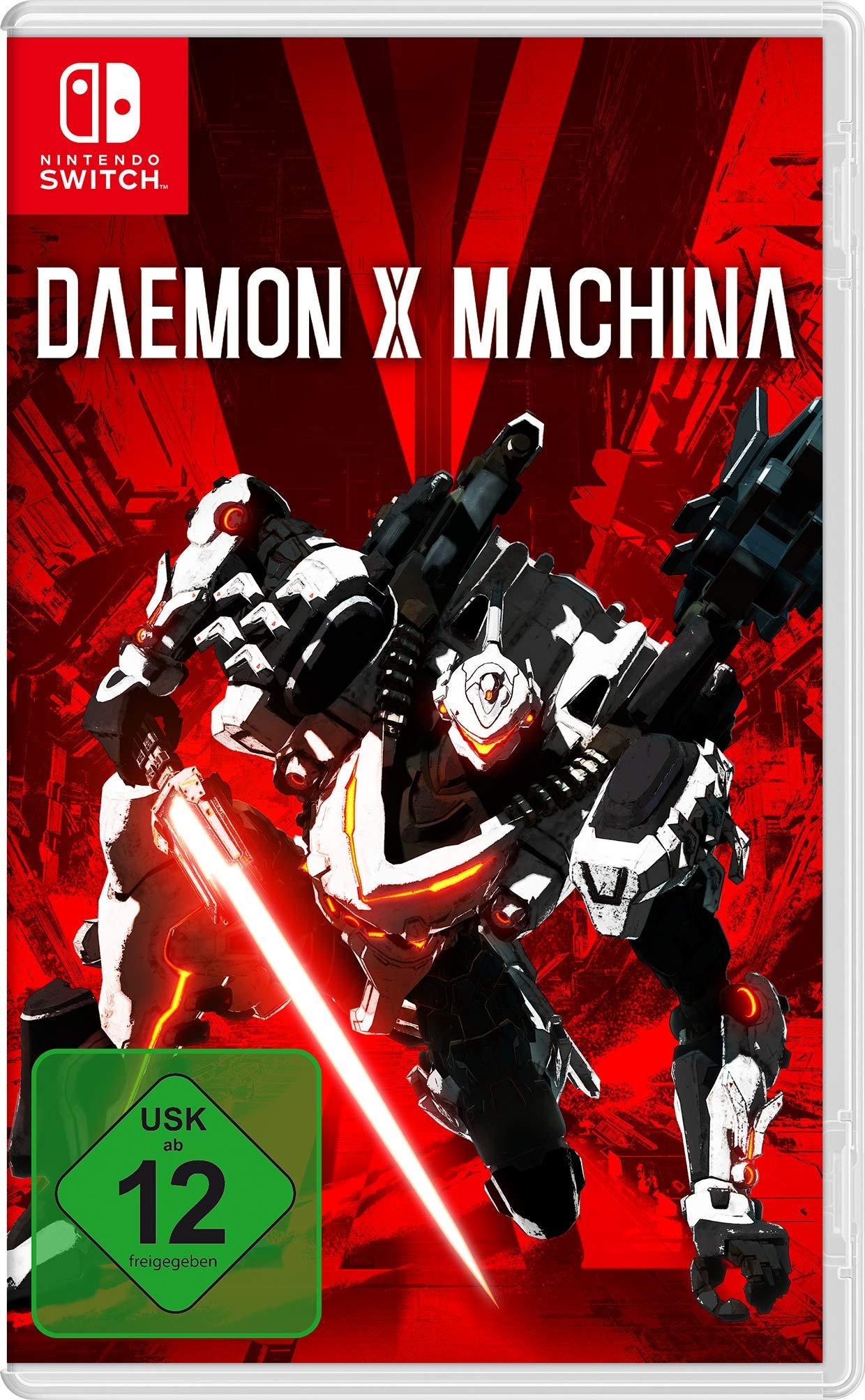 DAEMON X MACHINA. Nintendo Switch - Duitse versie