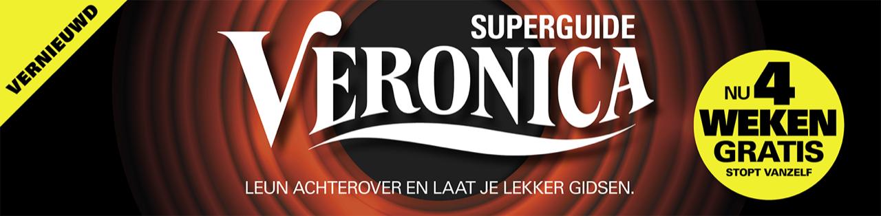 Gratis 4 weken Veronica Superguide-magazine ( Stopt vanzelf )