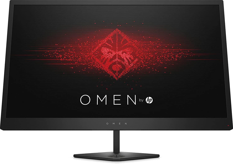 """HP Omen 27i 27"""" QHD 165hz IPS G-sync Gaming Monitor @Amazon FR"""
