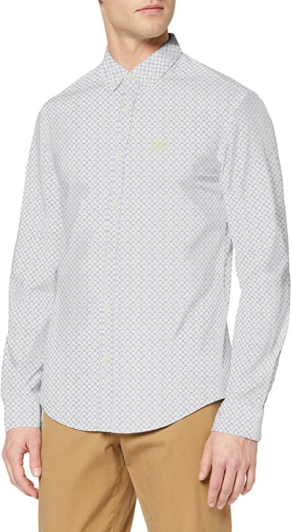 BOSS Biado_r Men's Casual Shirt/Overhemd (Regular Fit)