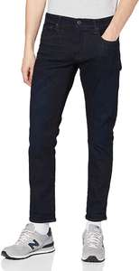 G-Star Raw Men's Jeans 3301 Straight Tapered - Dk Aged 7209-89