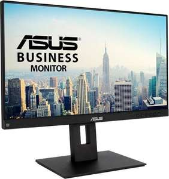 "ASUS BE24EQSB 24"" Full HD IPS Monitor met USB-hub @ Bol.com Plaza"