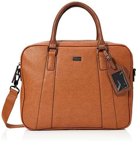 Ted Baker London Degrees heren business tas met laptop vak (laagste prijs elders €70,81)
