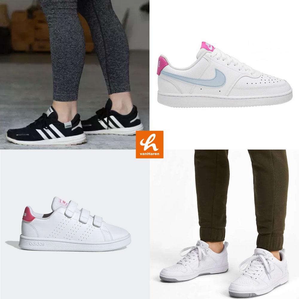 SALE: 30-50% korting [oa adidas / Nike / Puma]