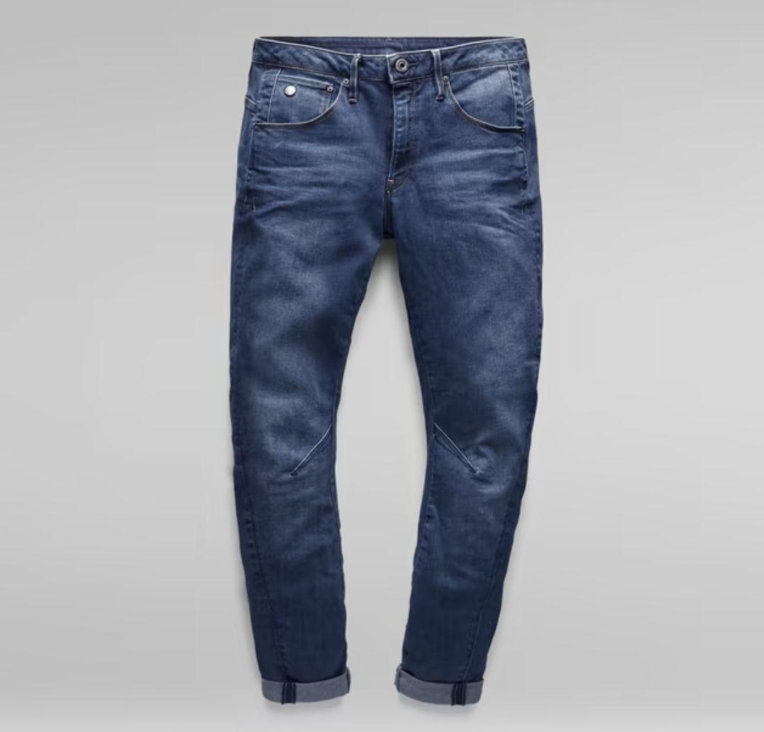 G-STAR RAW Dames Arc 3D Low Waist Boyfriend Jeans