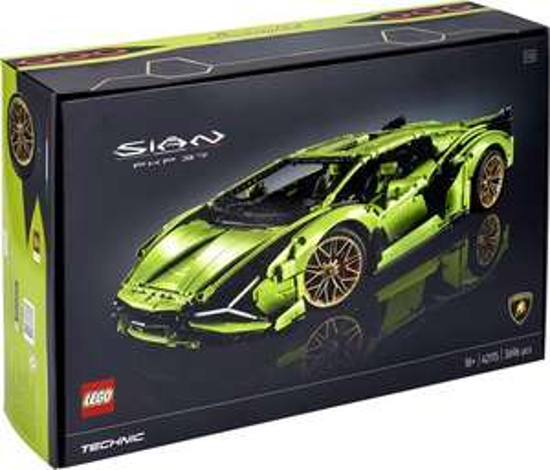 LEGO® Technic Lamborghini Sián FKP 37 set (42115)