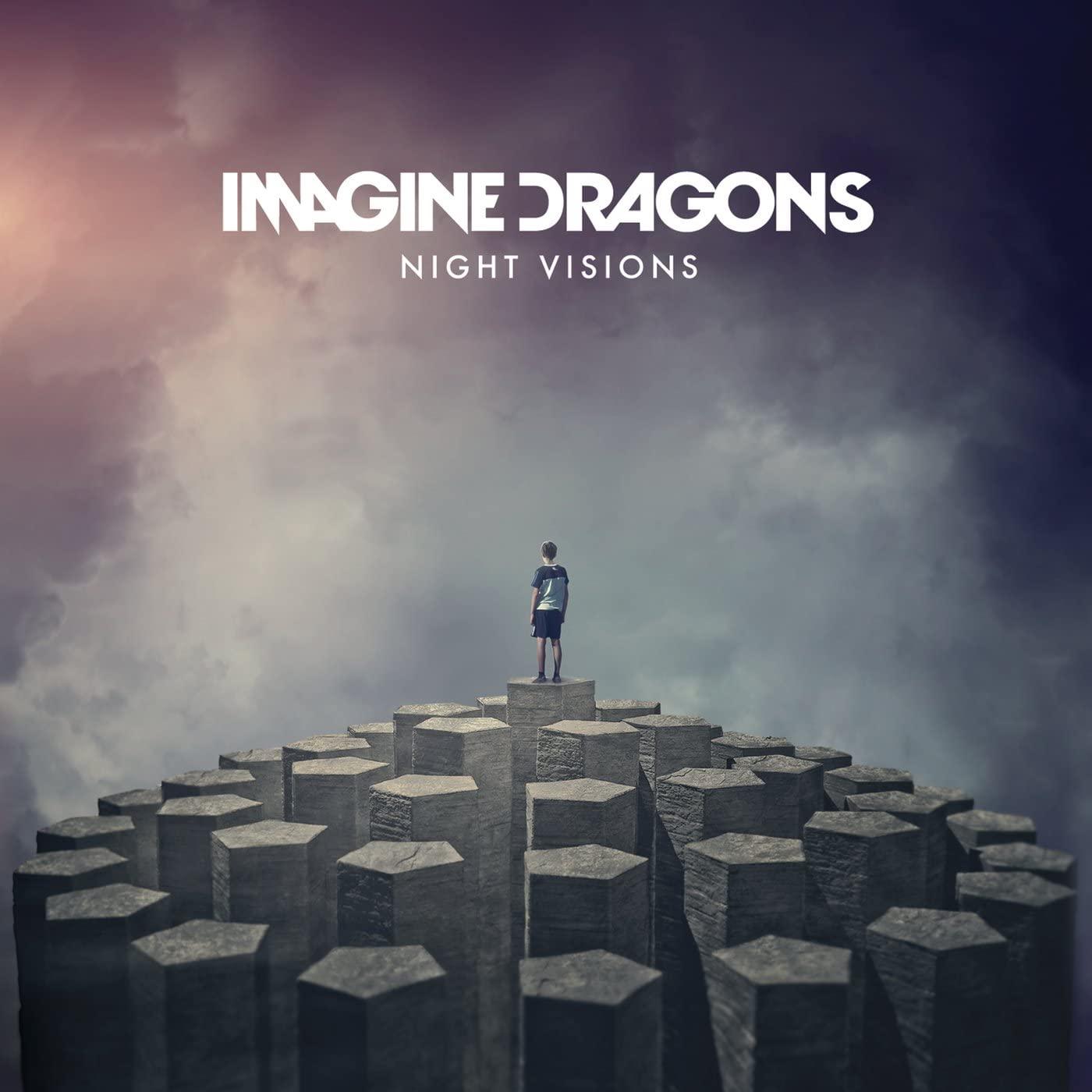 Imagine Dragons - Night Visions LP/Vinyl