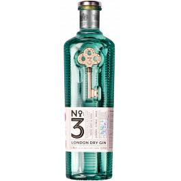 No.3 London Dry Gin @Topdrinks.nl