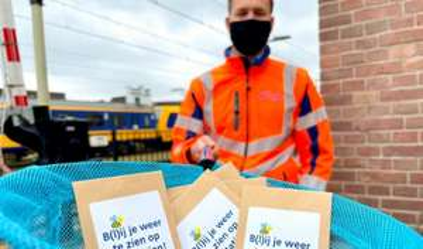 [LOKAAL] Morgen gratis zakjes zaden voor iedereen op Centraal [Rotterdam]