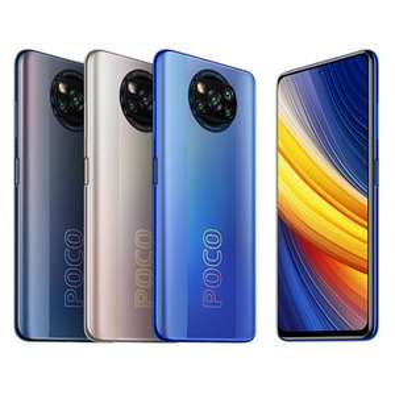 POCO X3 Pro Global Version Snapdragon 860 6GB 128GB 6.67 inch 120Hz Refresh Rate 48MP Quad Camera 5160mAh Octa Core 4G Smartphone @BangGood