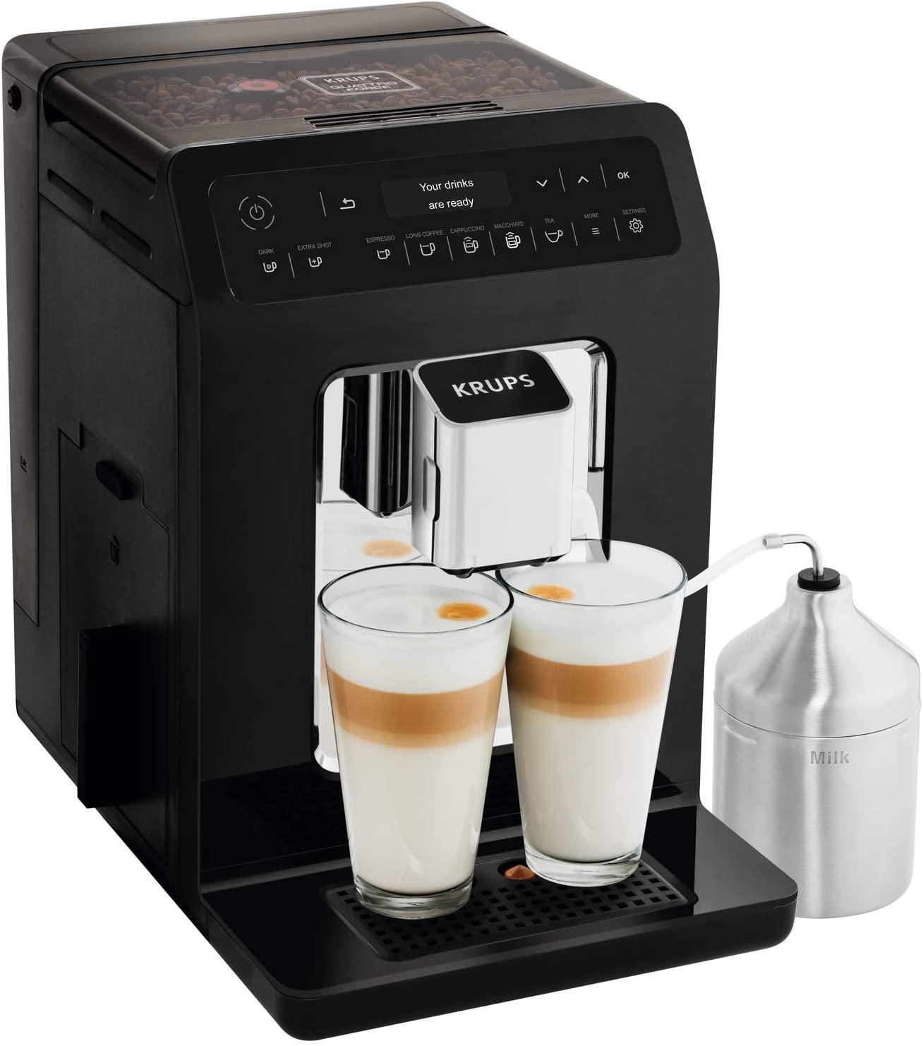 Krups Evidence EA8918 Volautomatische Espressomachine na cashback @ Amazon.nl