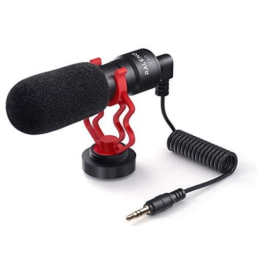 Raleno Microfoon voor video met schokdemper voor 19,99