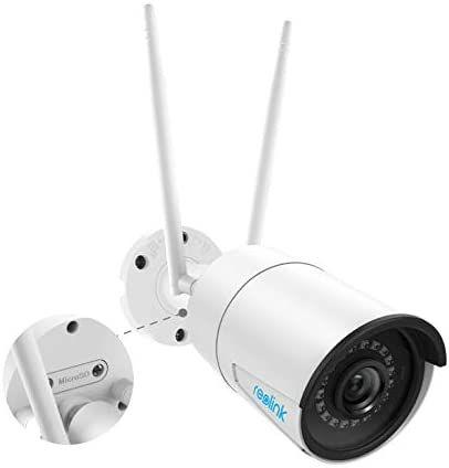 Reolink RLC-410W 4MP outdoor Wifi camera