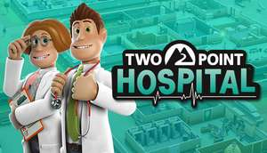 Two Point Hospital @ Steam