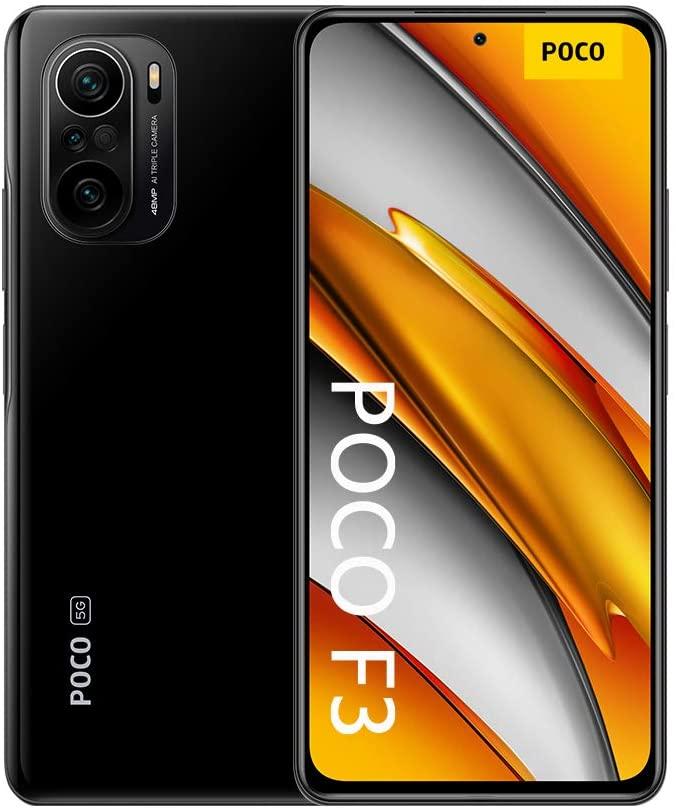 Xiaomi Poco F3 128GB Night Black Dual SIM unlocked