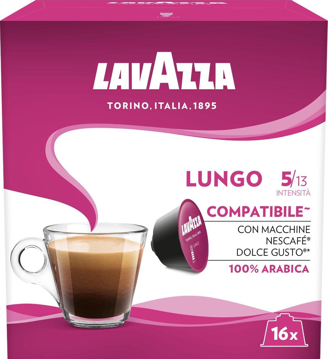 Lavazza capsules voor Dolce Gusto 1 + 1 gratis @AH