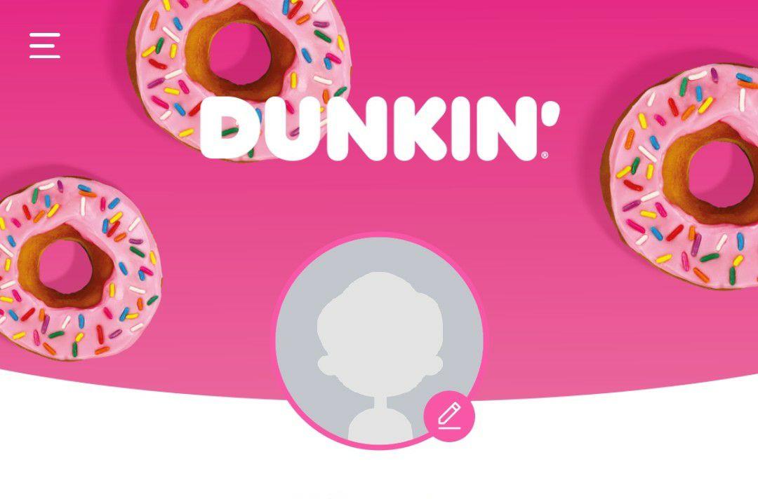 Gratis kleine drank bij Dunkin' Donuts